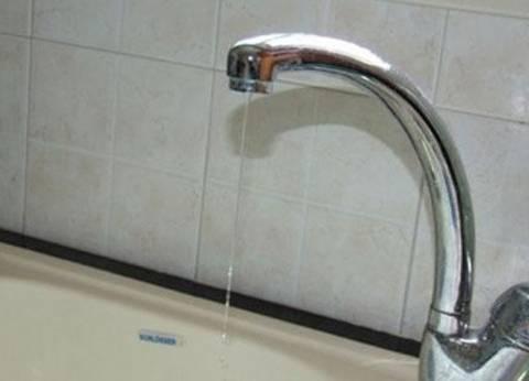 انقطاع المياه مجددا عن قرى الشيخ زويد ورفح