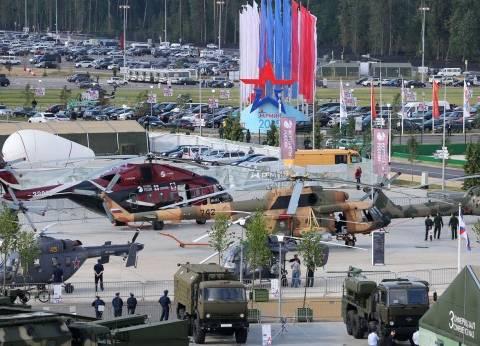 """""""باتريوت بارك"""" الروسية.. انطلقت منها المباريات الحربية الدولية 2018"""