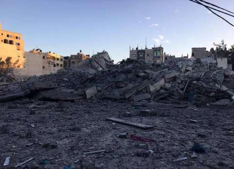 """""""عربية النواب"""": جهود مصر نجحت في وقف إطلاق النار بغزة"""
