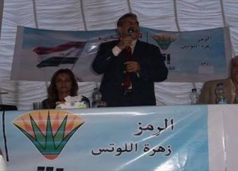 """أبوزيد: """"في حب مصر"""" تمتلك رؤية قابلة للتطبيق على أرض الواقع"""