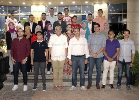 اجتماع مجلس معاوني رئيس جامعة المنصورة لمناقشة المشكلات الطلابية