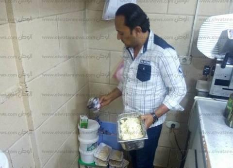 إعدام 81 كيلوجرام أغذية فاسدة خلال حملة رقابية في جنوب سيناء