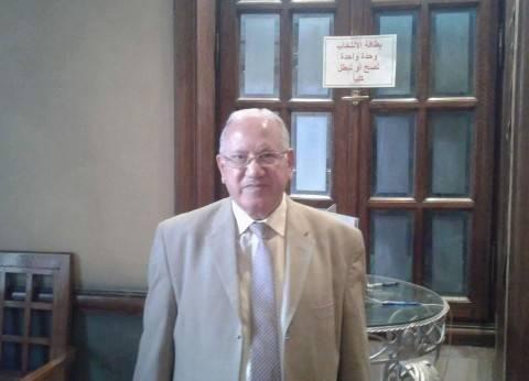 المستشار سعد النزهي رئيسا لنادي النيابة الإدارية بالإسكندرية بالتزكية