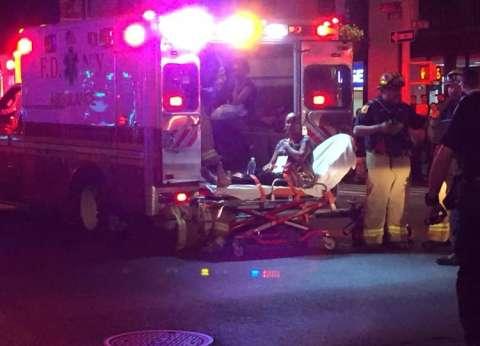 عاجل  ارتفاع عدد مصابي تفجير عبوة ناسفة في نيويورك إلى 29