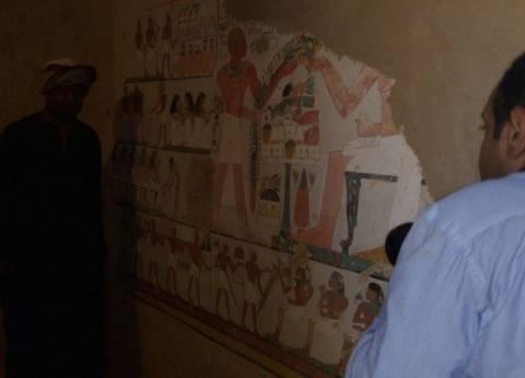 """""""الآثار"""": 586 إجمالي القطع الأثرية المستردة في 2017"""
