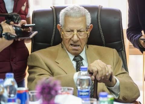 """مكرم محمد أحمد: """"نهاية الإرهاب ستكون في مصر"""""""