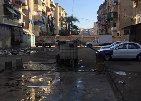 استكمال إزالة الإشغالات في حي العرب ببورسعيد