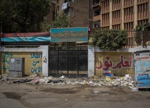 القمامة ومخلفات الإزالة وتهالك المرافق ونقص الخدمات «أزمات» تهدد أفضل أحياء القاهرة