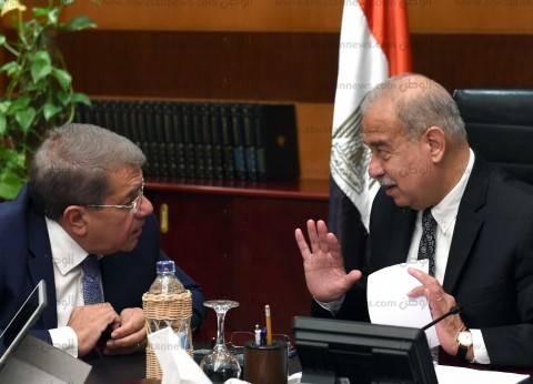 شريف إسماعيل يستعرض تقريرا حول مشروع البتلو ومعرض الإنتاج الداجني