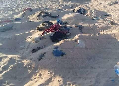 مصدر أمني: جهود مكثفة لنقل جثامين المهاجرين غير الشرعيين من ليبيا