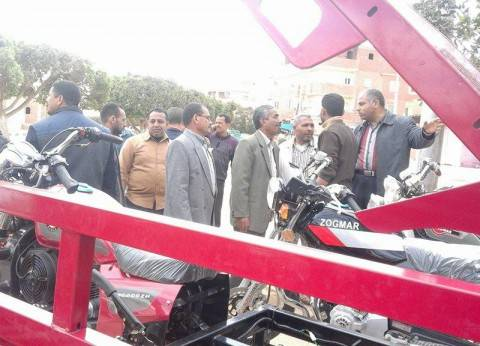 مركز الداخلة ينفذ حملة نظافة موسعة وشاملة بمدينة موط