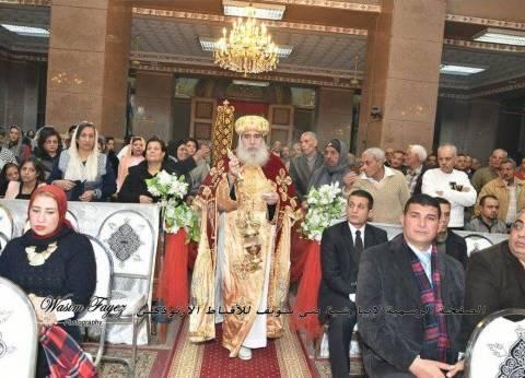برلماني يقدم التهنئة لأقباط مرسى علم بمناسبة عيد الميلاد
