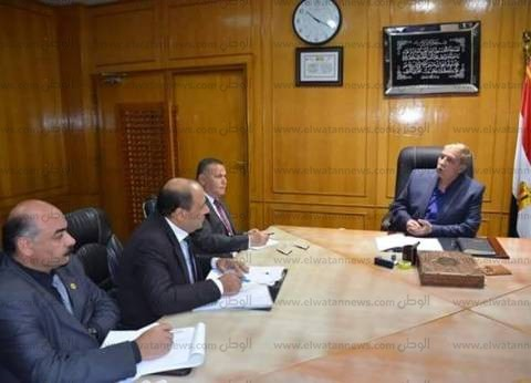 محافظ الإسماعيلية: تفعيل قرار حظر سير التوك توك على الطرق الرئيسية
