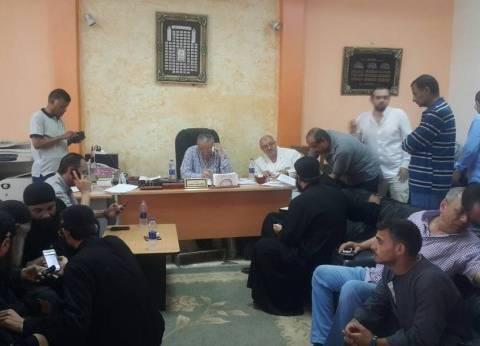 محافظ المنيا:  تشكيل لجنة لإدارة تداعيات حادث المنيا الإرهابي