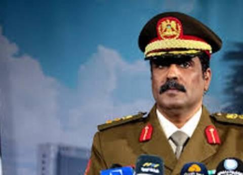"""الجيش الليبي: مجموعة """"عشماوي"""" تسلحت بالكلاشينكوف والرشاشات"""
