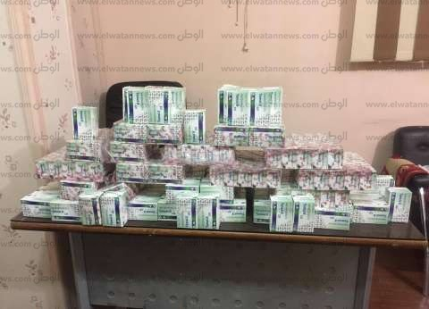 """حبس عصابة """"الصحة"""" المتهمين بسرقة واختلاس الأدوية المخدرة وبيعها"""