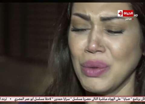 """فيديو  إعلامية تروي قصة اختطاف نجلها على الهواء: """"كنت عايشة في تهديد"""""""
