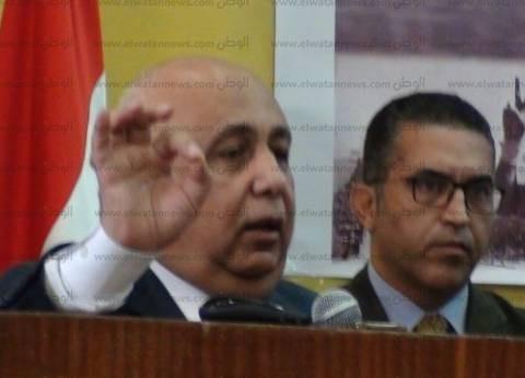 «الحلبي»: حروب الجيل الرابع تستهدف زعزعة استقرار دول المنطقة العربية