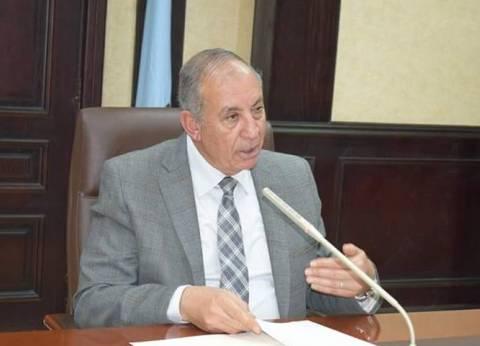 محافظ البحر الأحمر ينعى شهداء الشرطة في حادث الواحات الإرهابي