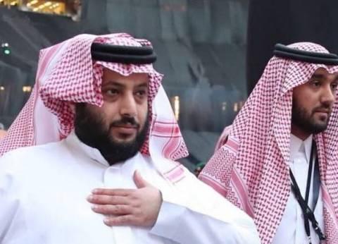 تركي آل الشيخ: سنبرم ما لايقل عن خمس صفقات في يناير.. منهم لاعب أجنبي
