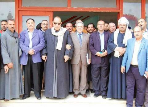 جلسة تشاورية لبحث مشروعات البنك الدولي بمدينة أخميم بسوهاج