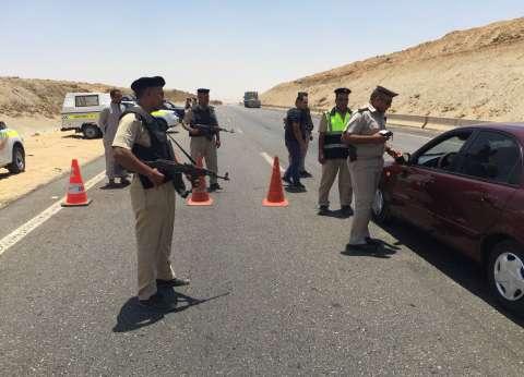 """""""المرور"""" تحرر 6337 مخالفة متنوعة في المنيا"""