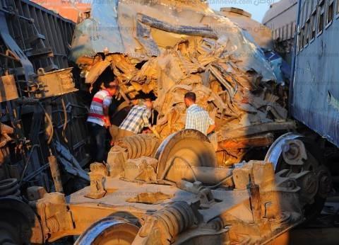 """""""حماة الوطن"""" ينعى ضحايا حادث قطاري الإسكندرية"""
