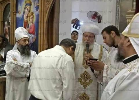 الكنيسة: سيامة دياكون في شرق مدينة نصر تمهيدا لرسامته كاهن