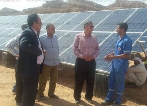 إقامة محطة للطاقة الشمسية في جنوب سيناء بتكلفة تتخطى الـ5 ملايين جنيه