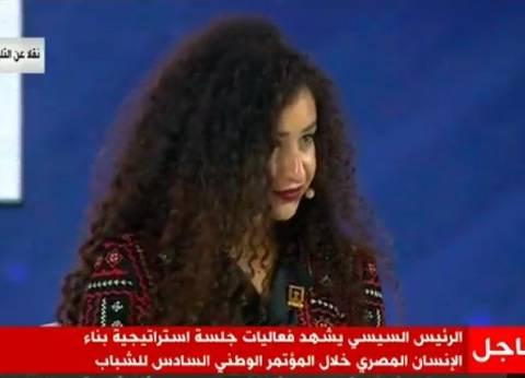 """""""غادة والي"""" تطالب بوضع هوية بصرية لكل المدن والمحافظات في مصر"""