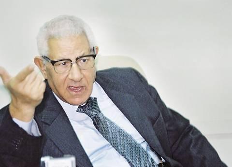 """مكرم محمد أحمد: """"تنظيم الإعلام"""" سيتبنى فكرة قانون حرية تداول المعلومات"""