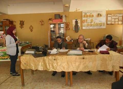 إغلاق اللجان الانتخابية بدائرة الرمل بالإسكندرية وبدء عمليات الفرز