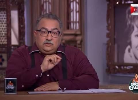 إبراهيم عيسى يكشف سبب رفض نجيب محفوظ مقابلة أنور السادات