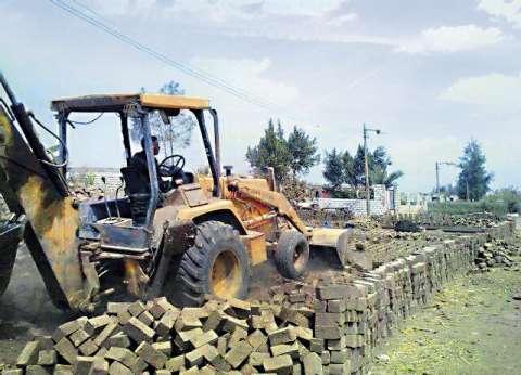 معركة «البناء المخالف»: أول عيد فى القليوبية «بدون تعديات»
