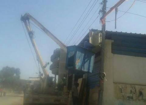 محافظ الإسكندرية يشدد على إنهاء خطة إضاءة الشوارع في أسرع وقت