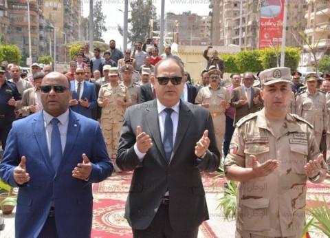 محافظ الغربية يهنئ السيسي بذكرى تحرير سيناء