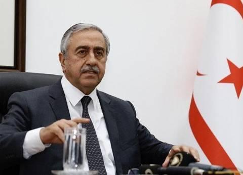 رئيس قبرص التركية يهنئ أناستاسياديس على إعادة انتخابه لفترة ثانية