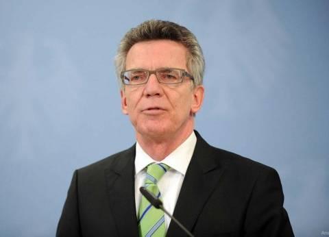 """وزير الداخلية الألماني محذرا أوروبا: هجمات باريس """"لن تكون الأخيرة"""""""