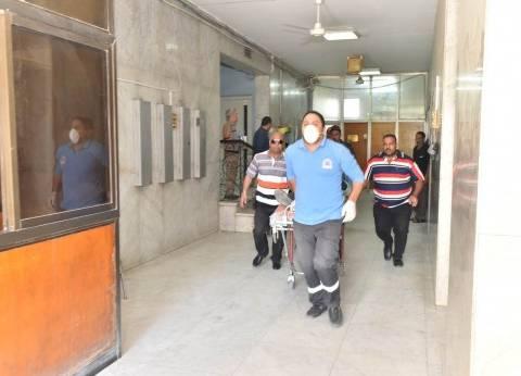 تنفيذ المرحلة الثالثة لإخلاء ديوان محافظة أسيوط استعدادا لأي كوارث