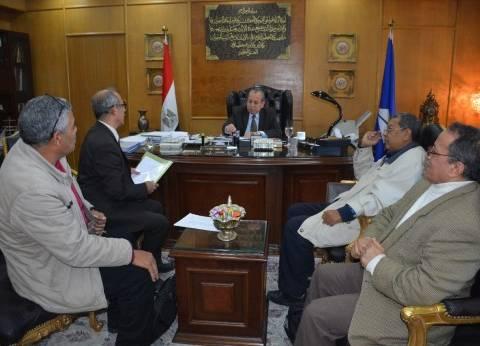 محافظ دمياط يعلن عن إقامة دورة مؤتمر إقليم شرق الدلتا الثقافي