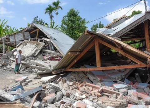 ارتفاع عدد ضحايا زلزال إندونيسيا إلى 347 قتيلا