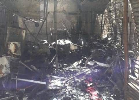 السيطرة على حريق بحظيرة للمواشي في الشرقية