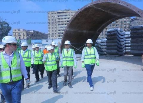 """""""الأنفاق"""": افتتاح محطات مترو """"ناصر-الكيت كات"""" بالخط الثالث نوفمبر 2021"""