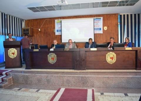 افتتاح المؤتمر العلمي السنوي الخامس عشر لجراحة التجميل بسوهاج