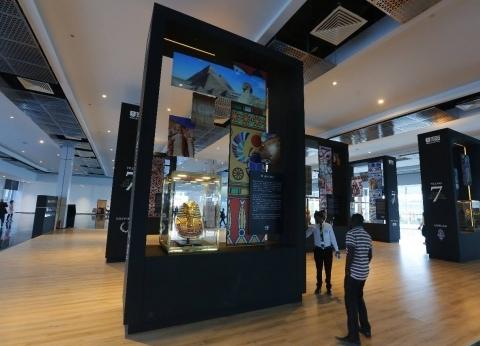 بالصور| 9 معلومات عن متحف الأعمدة السبعة ومقتنياته في شرم الشيخ