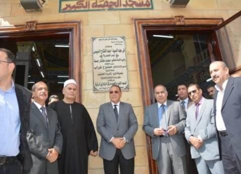 وزير الأوقاف يفتتح مسجدا في الشرقية بـ2 مليون جنيه