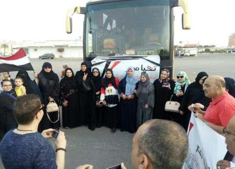 سفير مصر بالسعودية: مظاهر فرح من الأسر والأطفال خلال التصويت