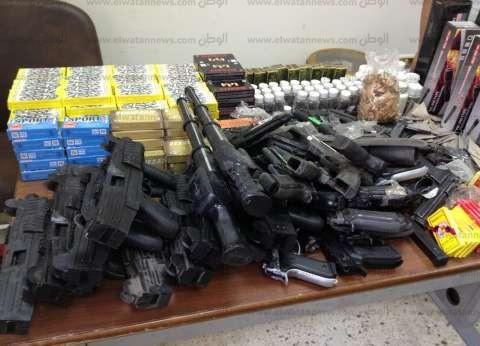 """""""أمن الغربية يضبط 3 قضايا اتجار في الألعاب النارية"""