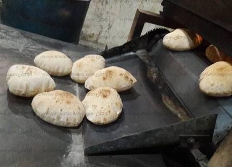 تحرير 190 محضر تلاعب في الخبز المدعم بالمنيا