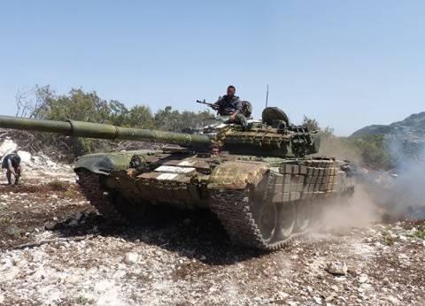 عاجل| النظام السوري يعلن سيطرته على الغوطة الشرقية بشكل كامل
